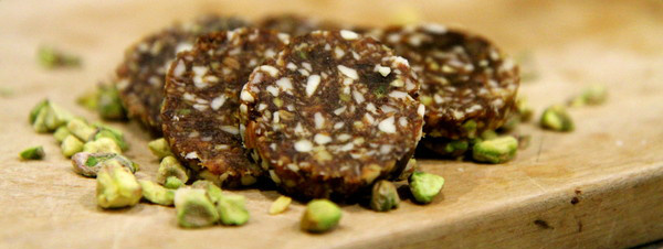 Date and nut slices