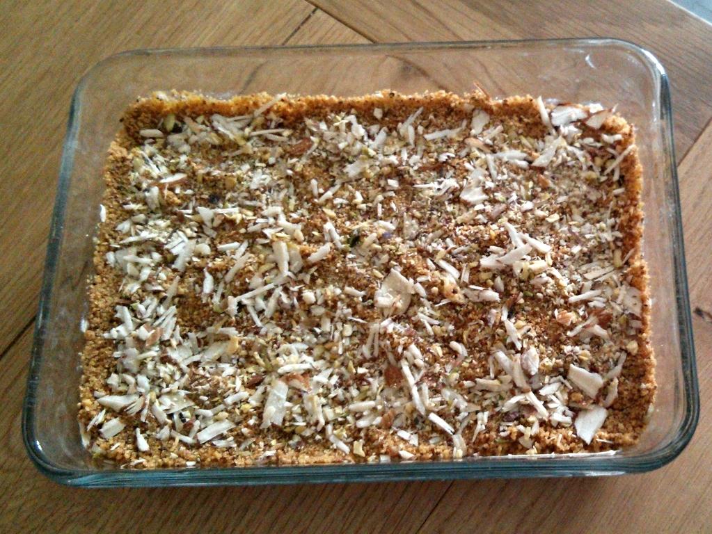 Magaj - an 'Indian Sweetmeat'