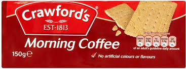 Crawford's Morning Coffee