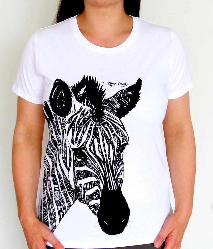 True Icon Zebra