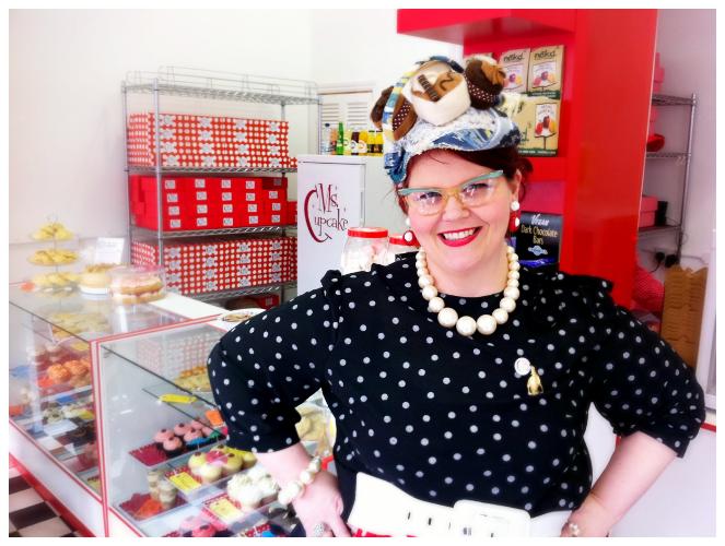 Ms. Cupcake | Mellissa Morgan