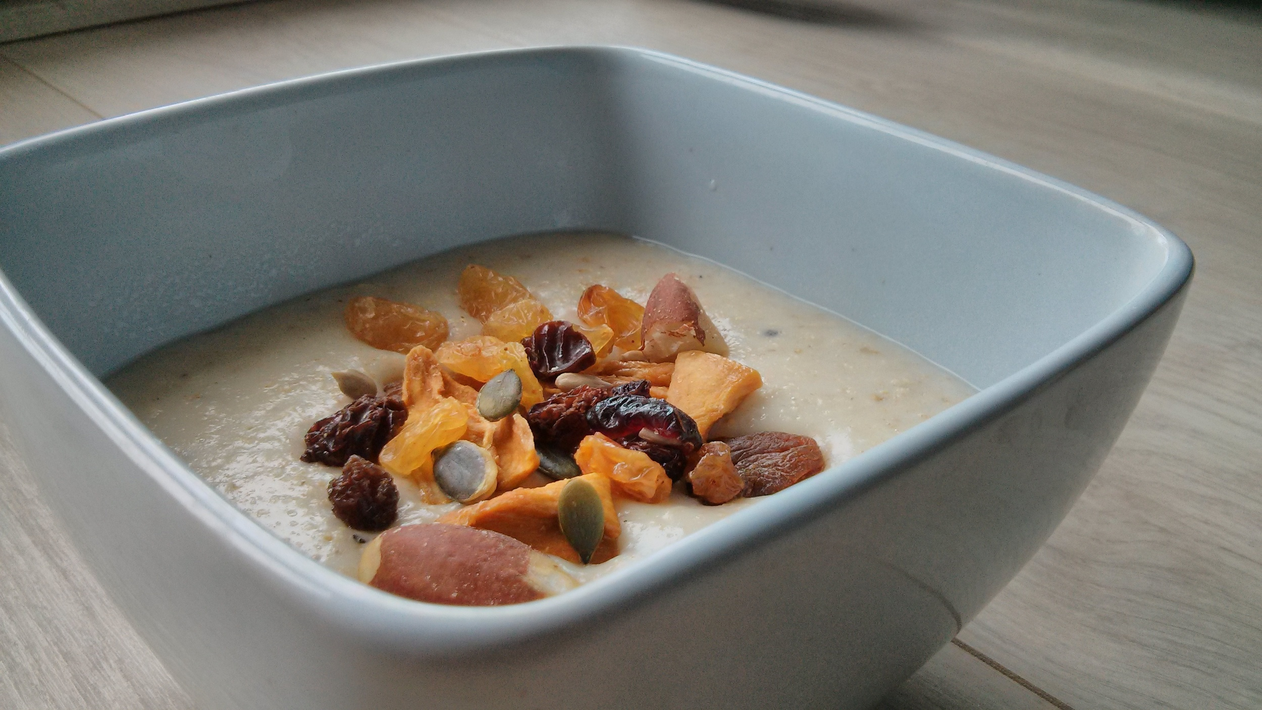 Link to recipe for porridge