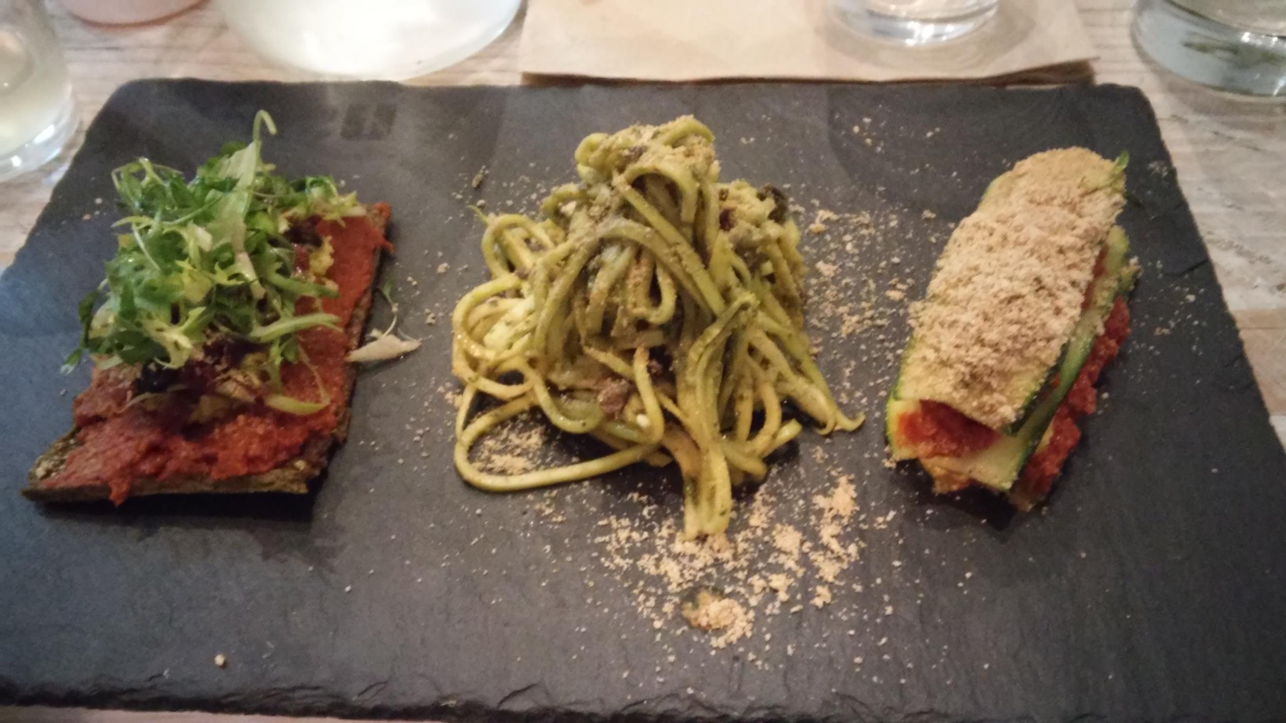 Deliciously vegan in NAMA