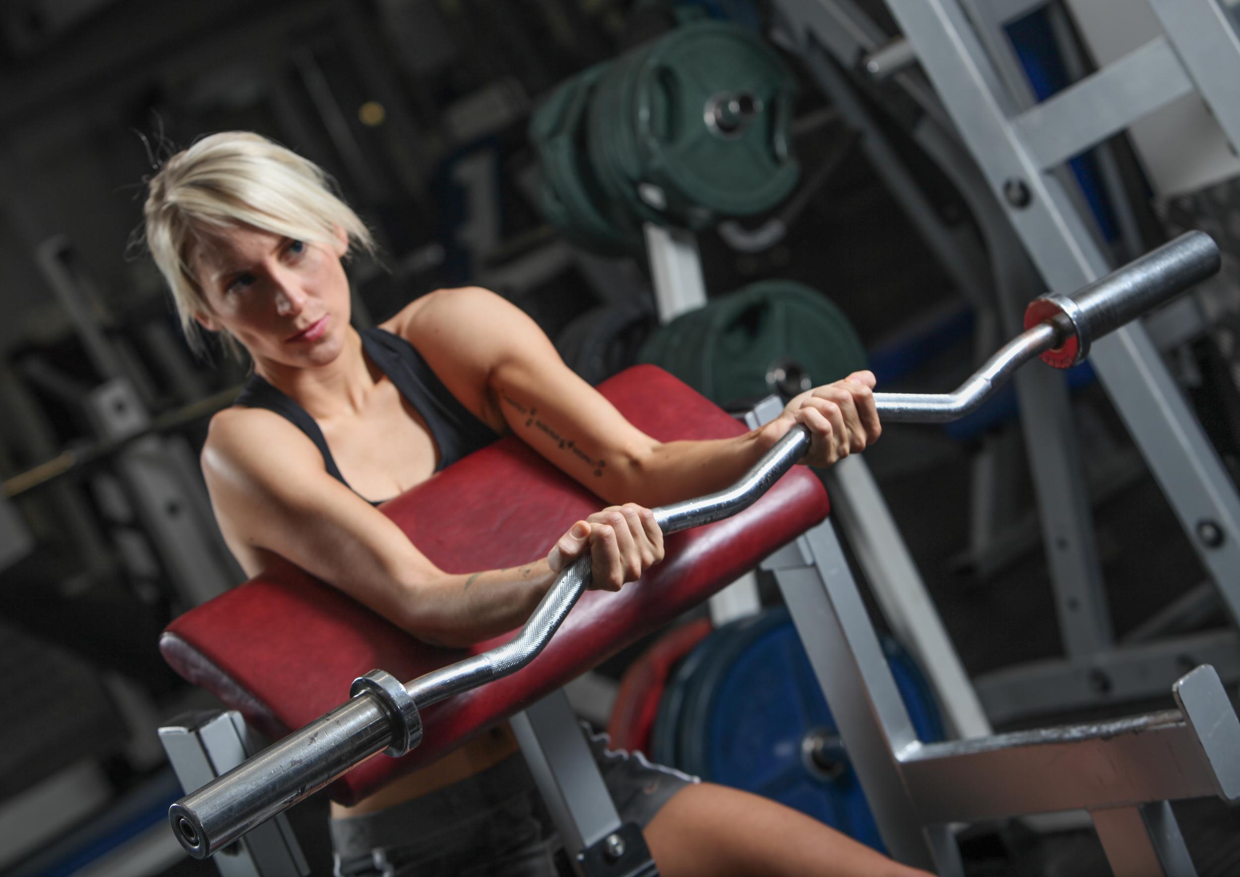 Link: Lisa Gawthorne | vegan athlete