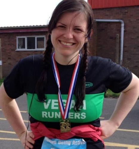Link: Liz | vegan weight lifter, marathon runner and more