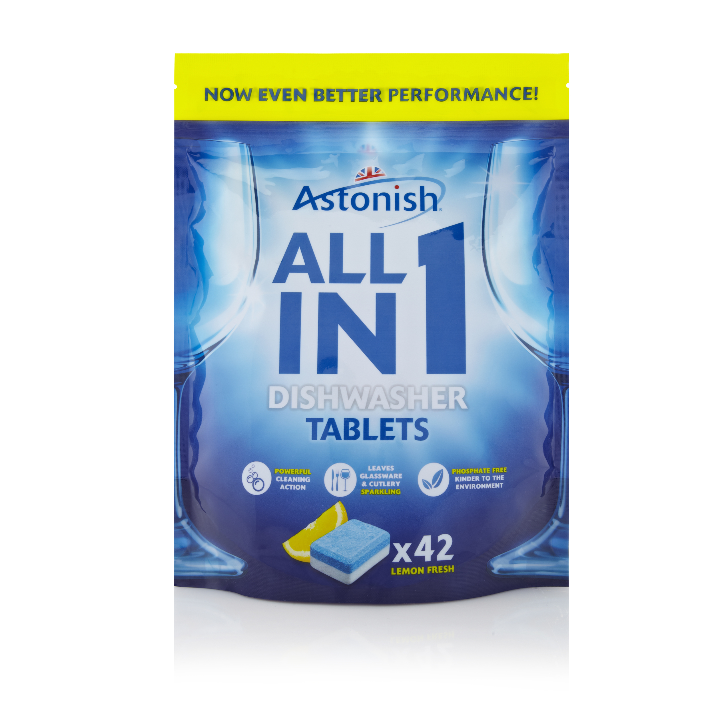 Astonish All in 1 Dishwasher Tablets 42's.jpg