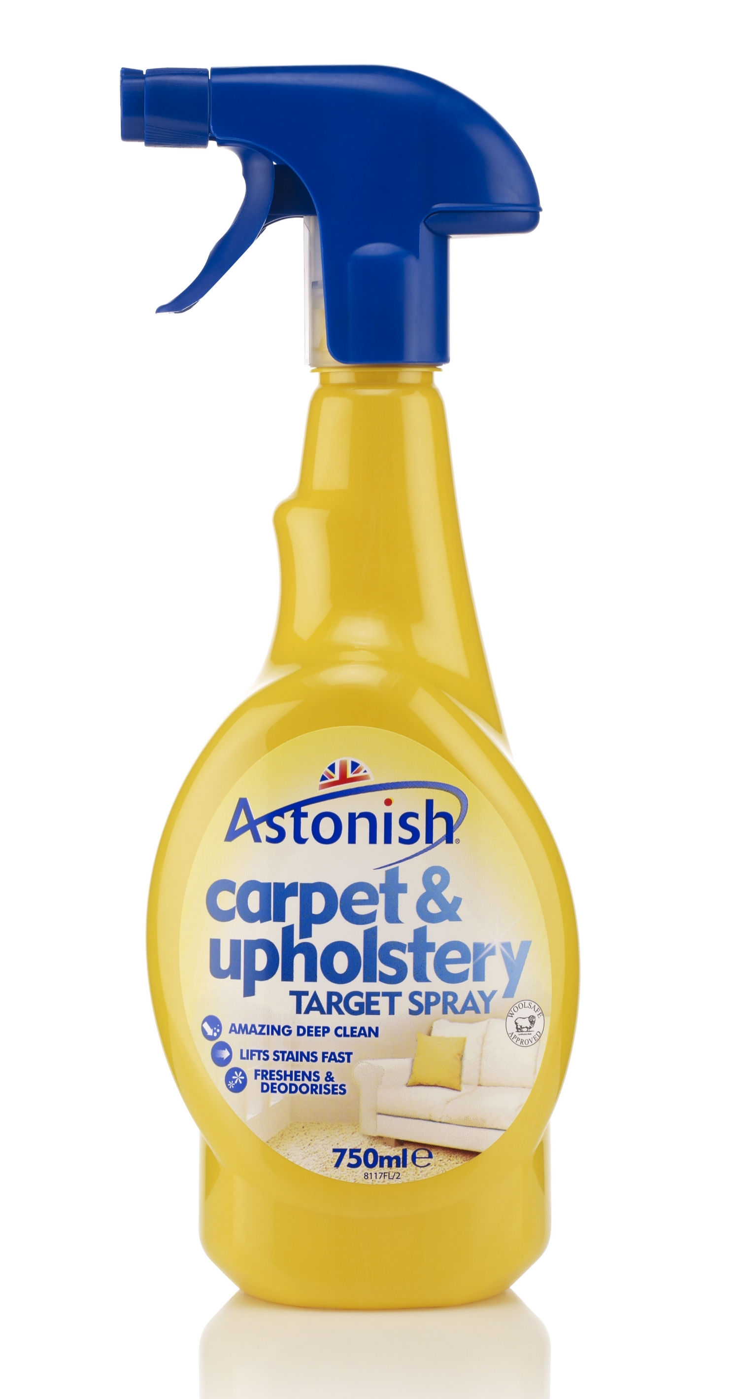 Astonish Carpet & Upholstery Target Spray 750ml Trigger.JPG