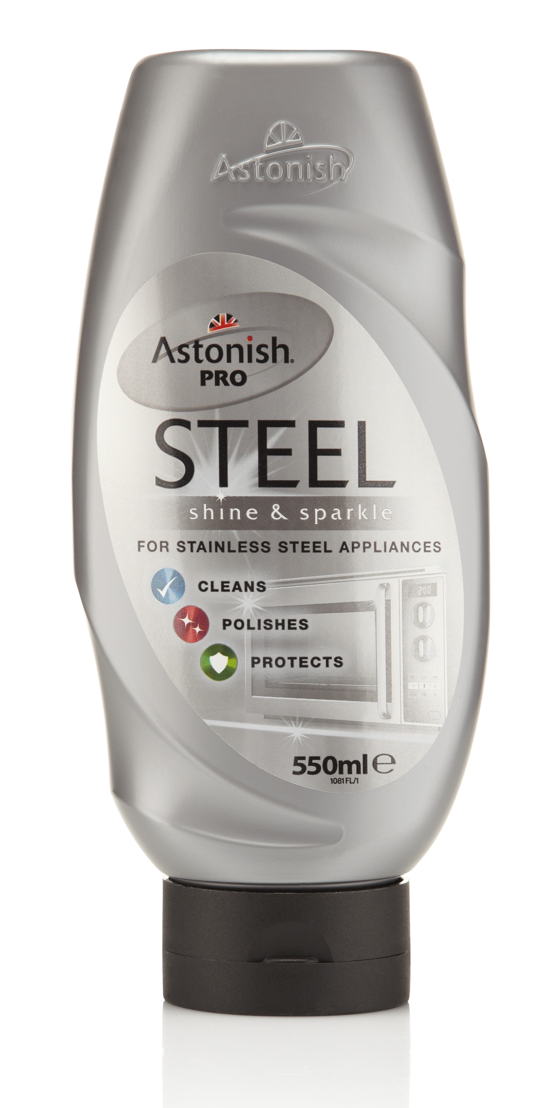 Astonish Pro Steel Shine & Sparkle 550ml (1).JPG