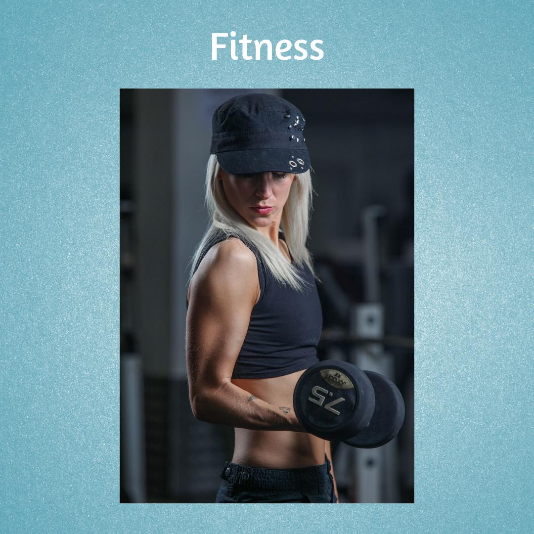 Vegans, sport and fitness