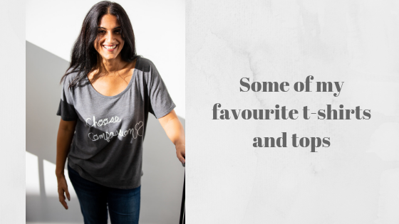 Some of my favourite vegan t-shirts and tops
