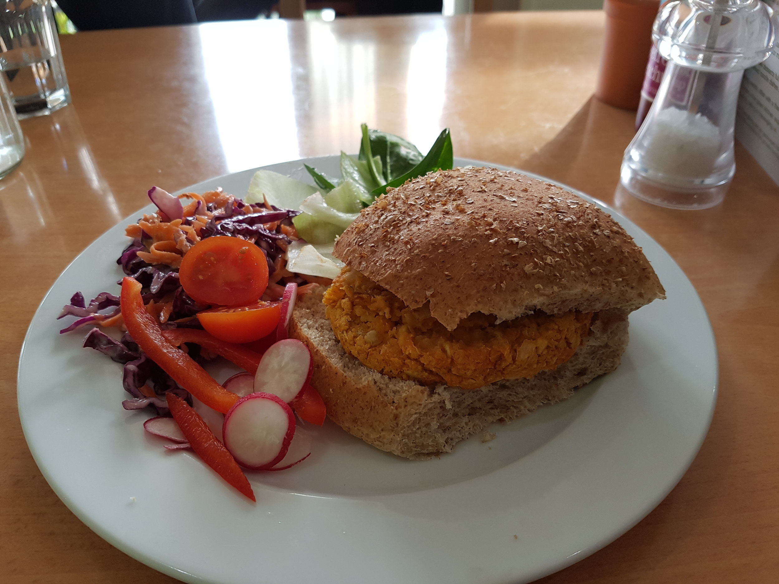 The Green Kitchen in St Albans