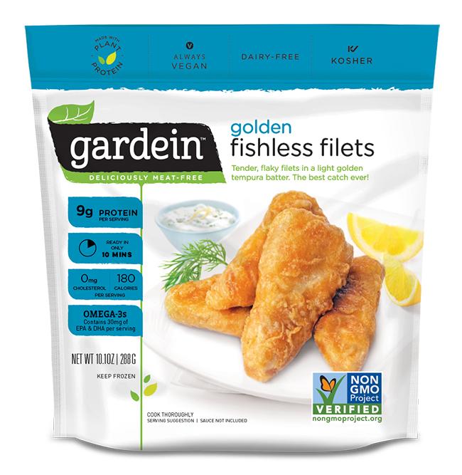 Fishless fillets