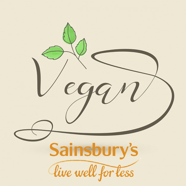 Vegan in Sainsbury's