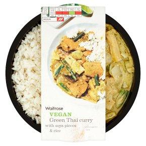 Vegan Green Thai Curry Soya Pieces & Rice.jpg