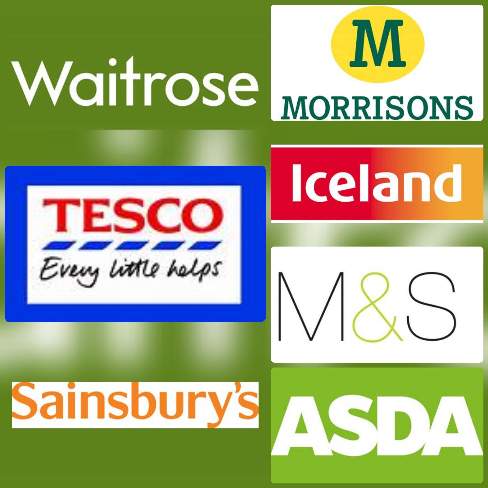 Vegan options in mainstrean supermarkets