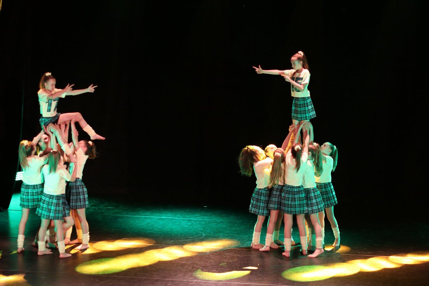 27 kwietnia 2019 r. w Mrągowie nasza najmłodsza grupa reprezentacyjna Pryzmat Mini 2 zajęła - I miejsce w kategorii art dance 12-15 lat, w choreografii Anny Janczarek. Gratulujemy!!!!!  Organizatorem konkursu było Centrum Kultury i Turystyki oraz Młodzieżowy Dom Kultury w Mrągowie. Zespoły, biorące udział w konkursie, zaprezentowały swoje choreografie w 2 kategoriach tanecznych: street dance (hip-hop, breakdance, popping, locking, techniki pokrewne) oraz art dance (taniec współczesny, jazz, modern jazz, techniki pokrewne), z podziałem na grupy wiekowe.  Prezentacje w kategorii art dance oceniało jury w składzie: Karolina Garbacik oraz Magda Jędra. Ocenie podlegały: oryginalność pomysłu, technika, interpretacja i dobór środków wyrazu, wartości artystyczne i kulturowe.  Więcej informacji na stronie organizatora   https://www.facebook.com/events/380962799368537/   Fot. Dominika Paula Brodzik