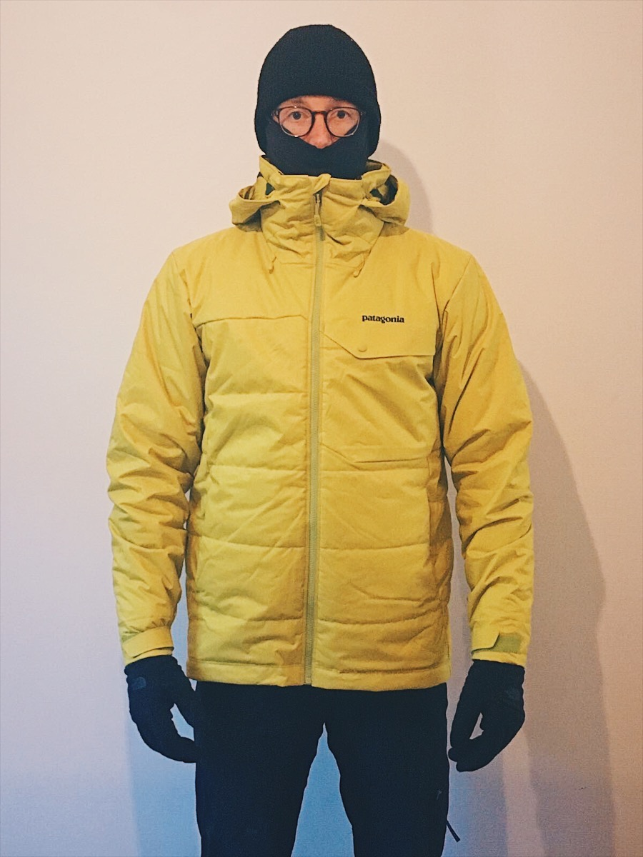 Summit Jacket - I was originally planning on renting this from the guys at teamkilimanjaro.comas it was looking to be the most expensive item to buy.But luckily a guy at work was selling this never used Patagonia Rubicon jacket for a price way to cheap to pass up on.The acid yellow color wouldn't exactly be my first choice, but it fits perfectly, and most importantly will keep me more than warm enough when we're high up on the mountain.http://www.patagonia.com/product/mens-rubicon-jacket-for-skiing-and-snowboarding/29437.html