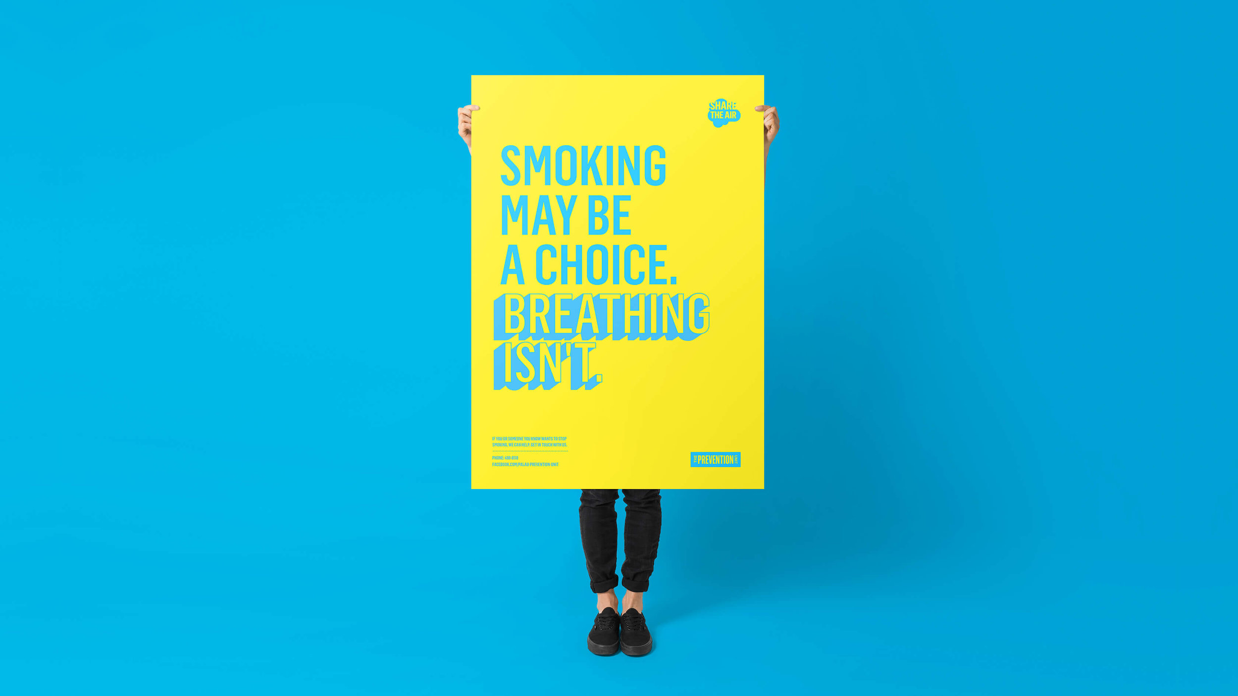 Share the Air Campaign