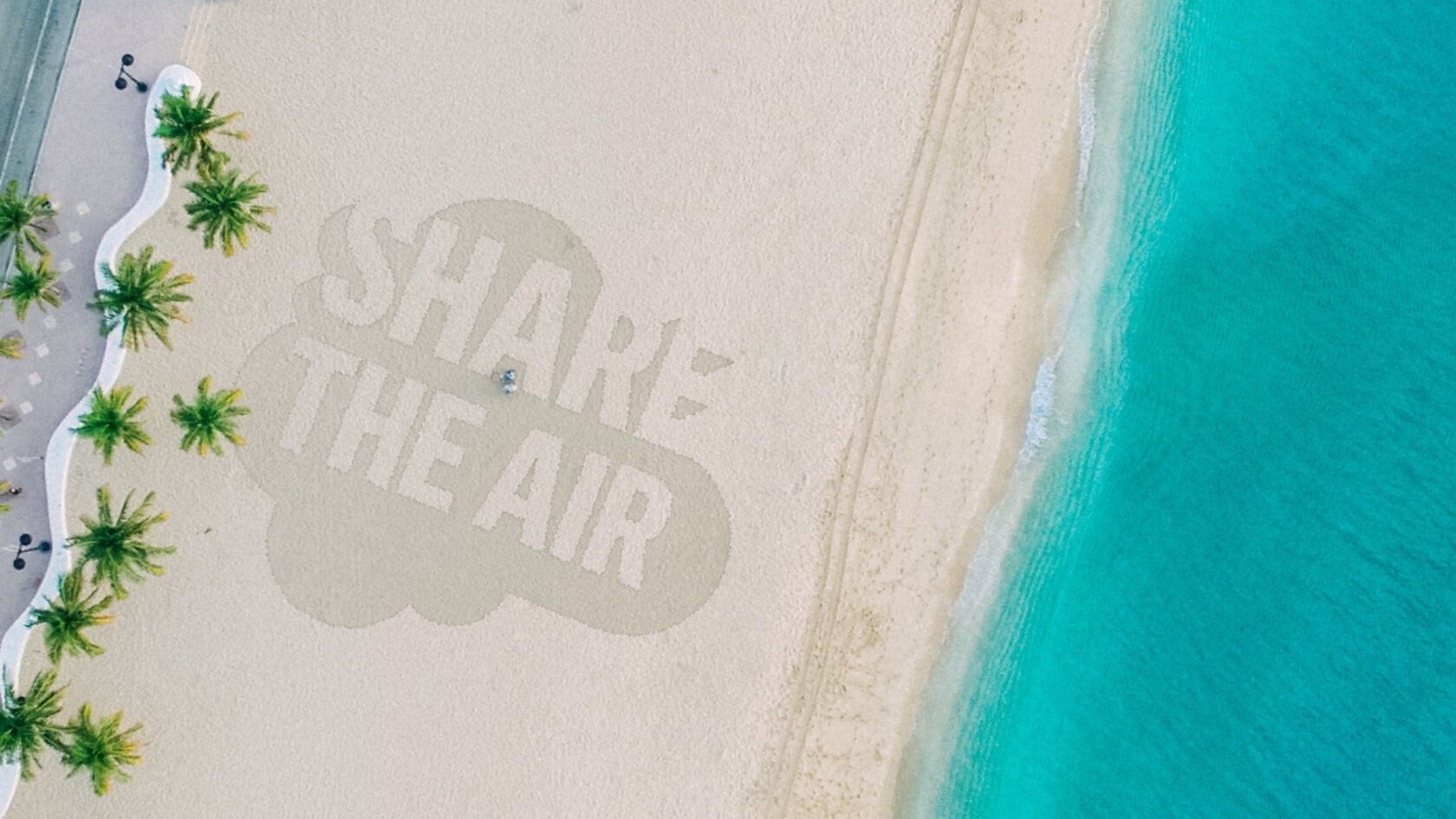 Share the Air social activations