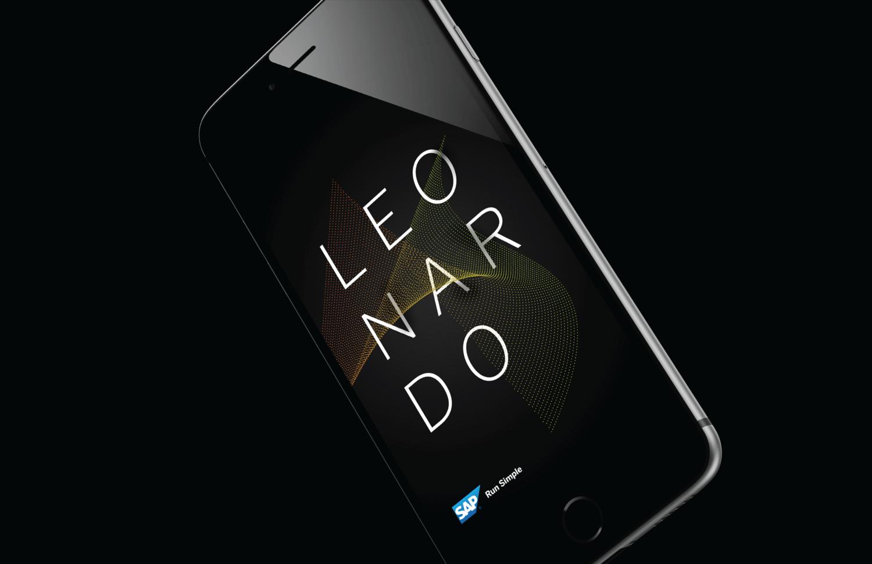 SAP Leonardo - brand