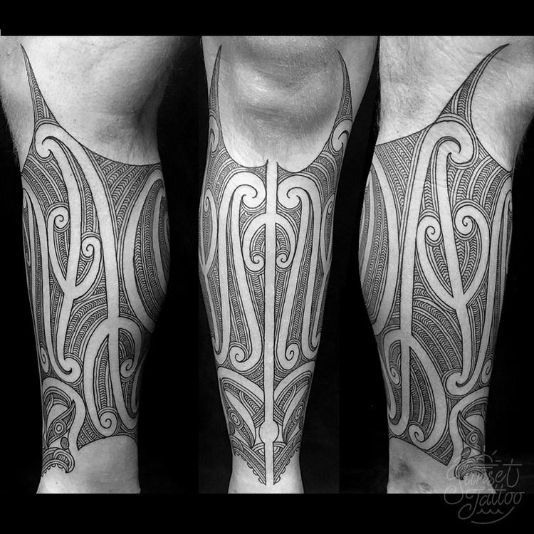 Maori Tattoo Designs News Sunset Tattoo