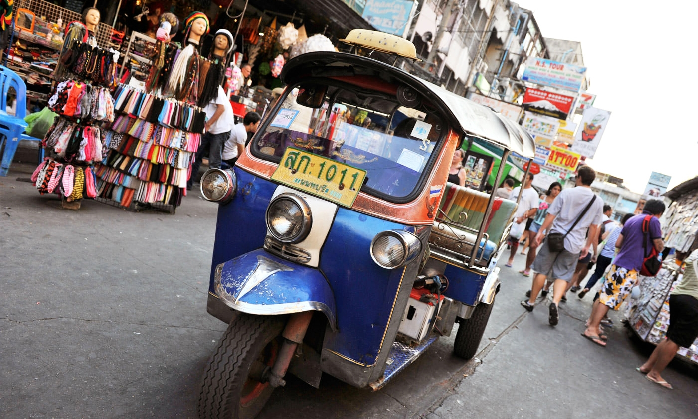 Bangkok - Explore the infamous capital city of the