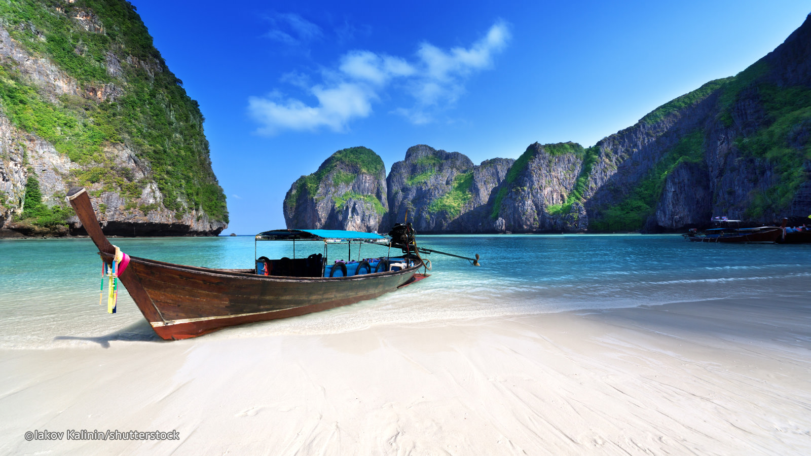 Phuket - Pristine beaches.  Amazing sunsets. Crystal clear water. Dramatic rain forests.  Picturesque mountains.  Need I say more?