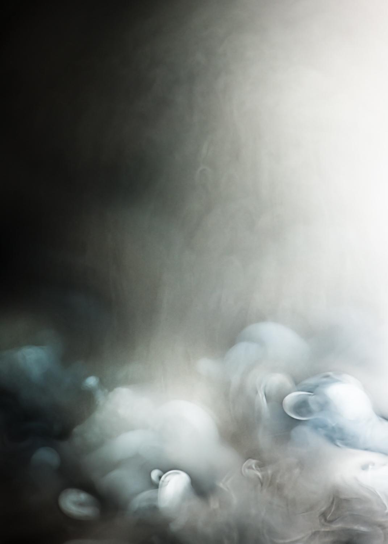 """Smoke & Mirrors #6   pigment print, aluminum, wood, plexiglass, 60"""" x 84"""""""