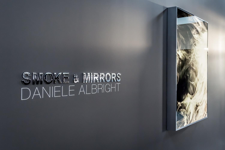 Smoke & Mirrors   installation view