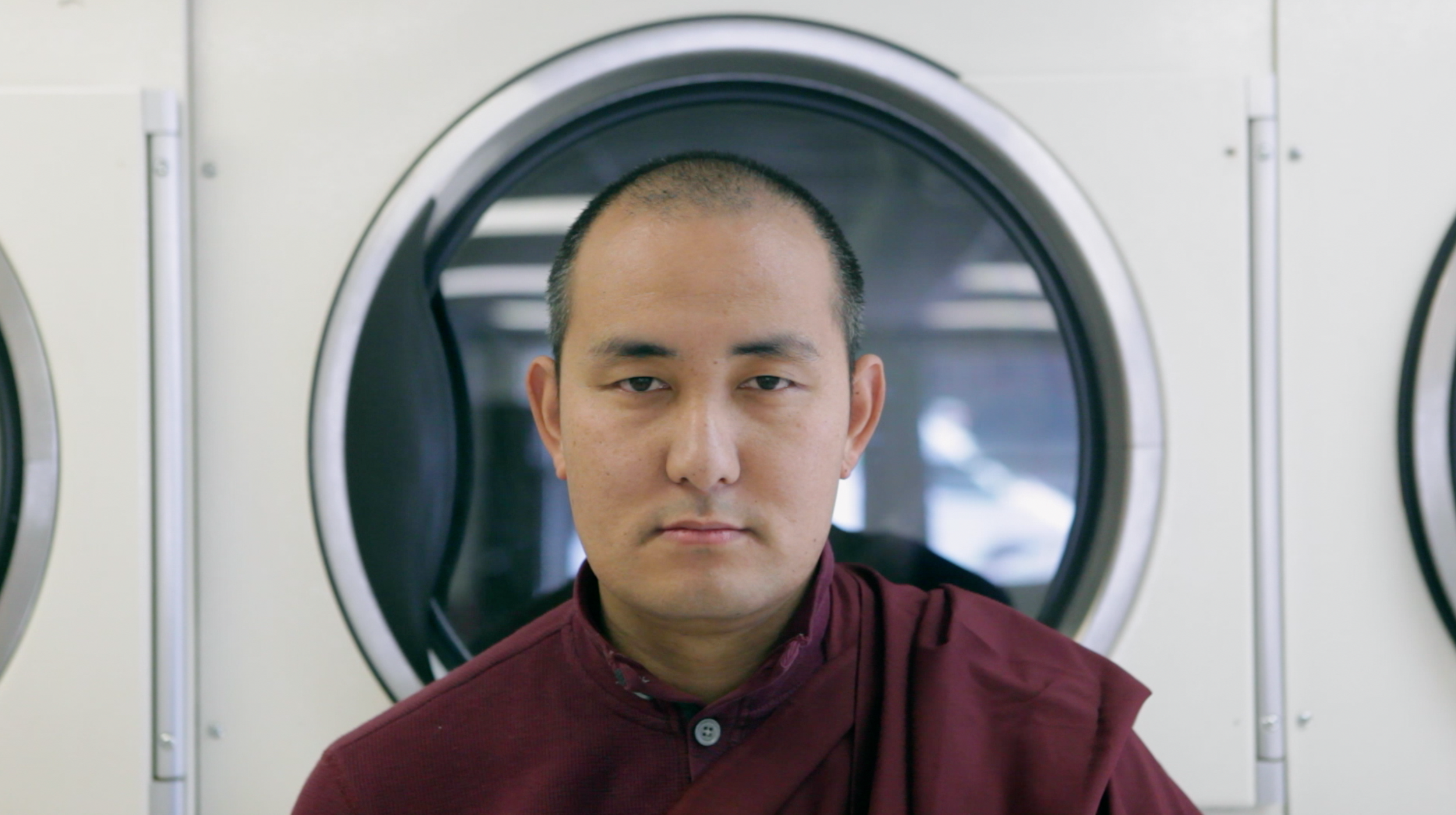 """TJ"" from ""Laundromat Portraits"" Follow Link to see the on-going project of Laundromat Portraits"
