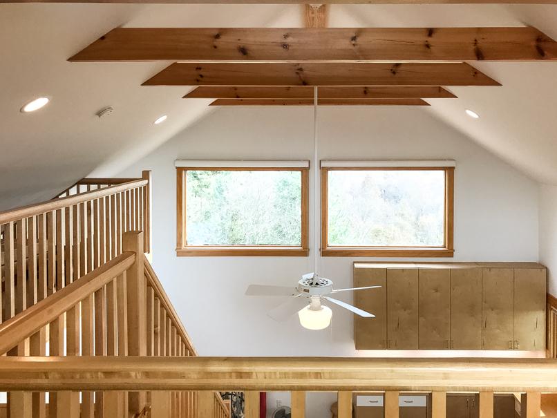 Fairview Studio Loft View