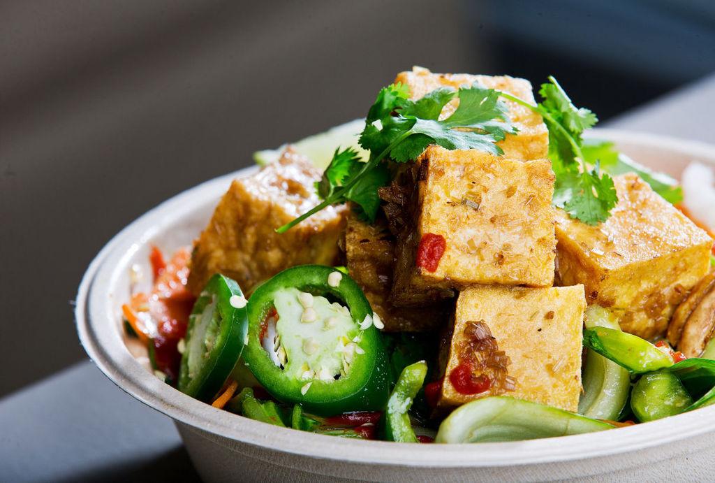 Lemon Grass Tofu