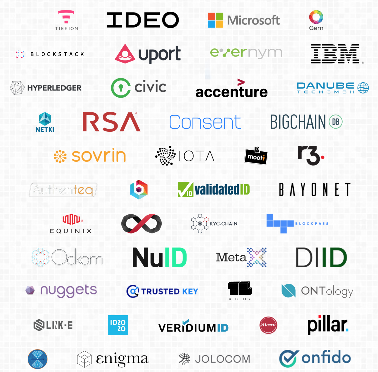 Decentralized Identity Foundation - Dozens of organizations collaborating to solve identity for Web 3