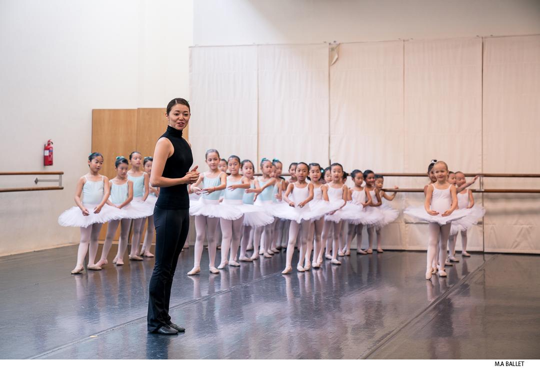 M.A BalletDance Recital -