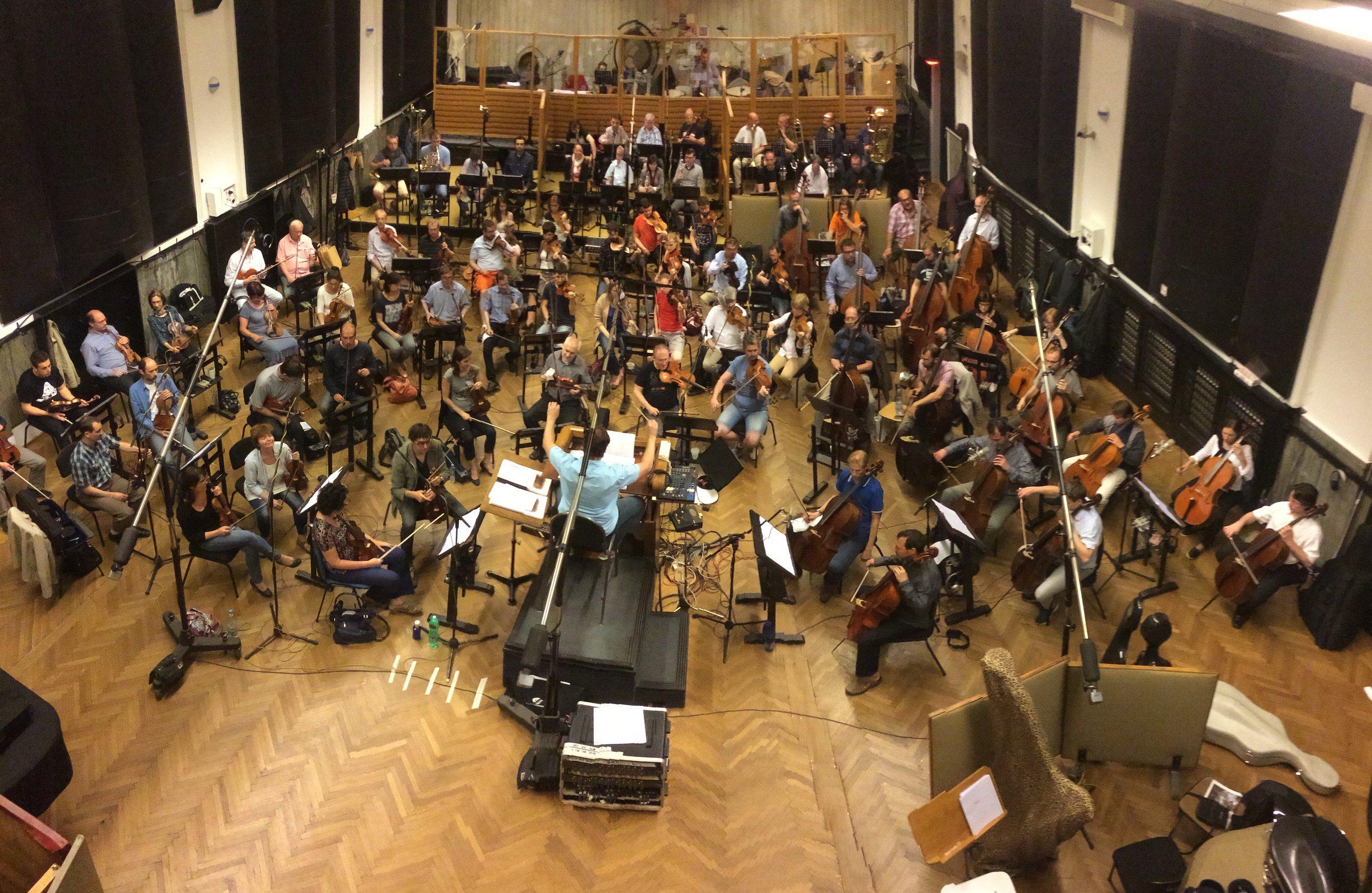 The Prague FILMharmonic Orchestra