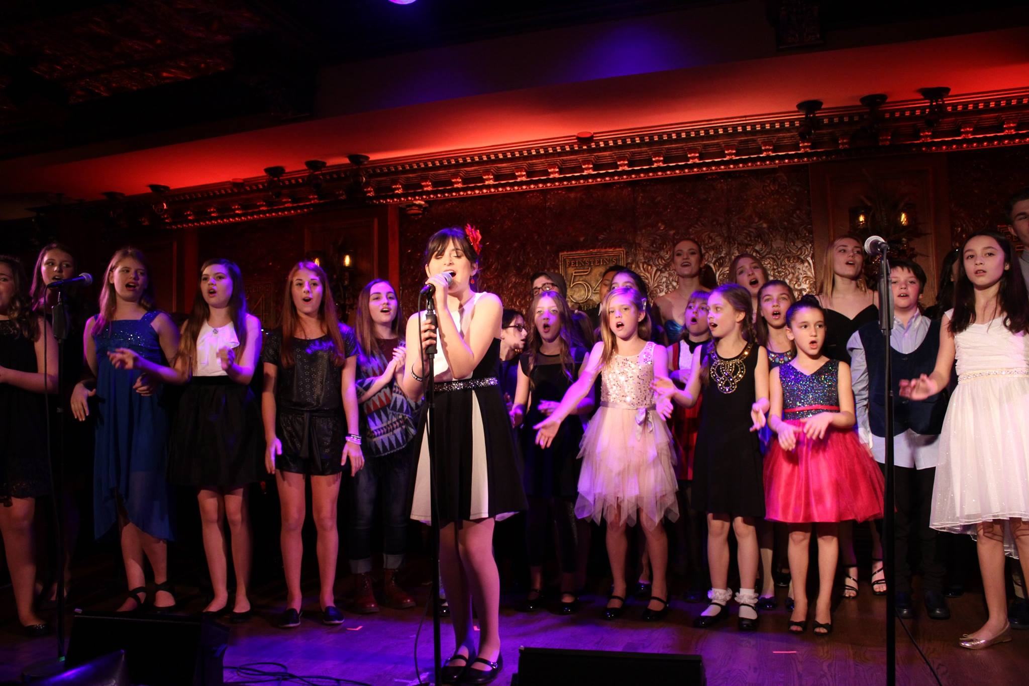 Heart to Heart  Benefit Concert at 54 Below