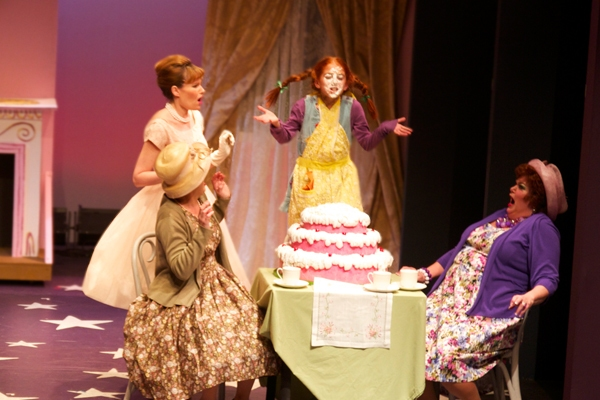 Pippi Longstocking  at The York Theatre