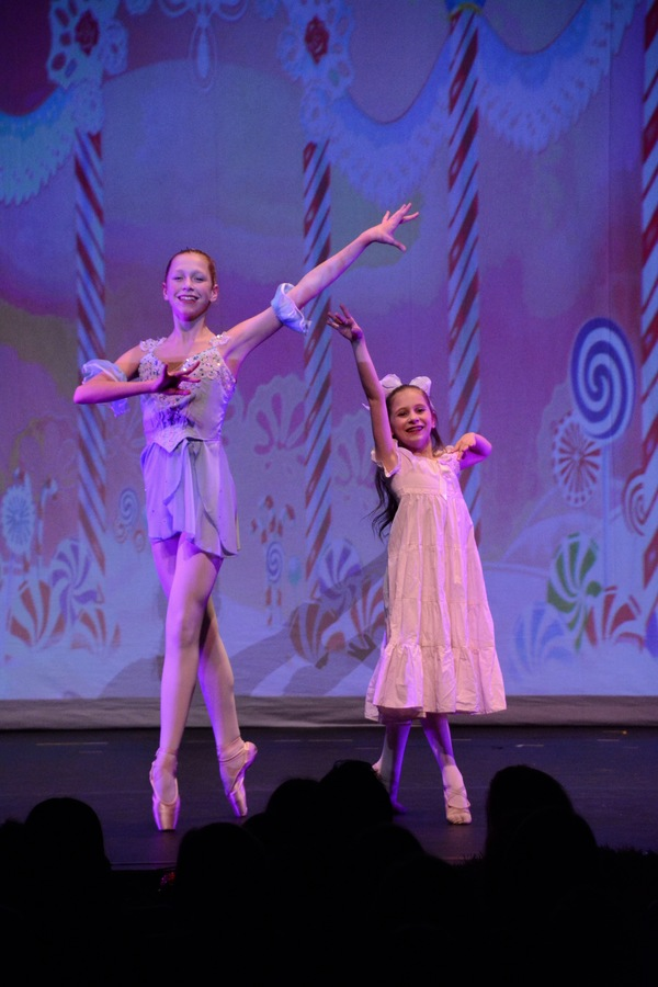 Dance Divas Nutcracker -  World Premiere (Theatre Row, NYC)