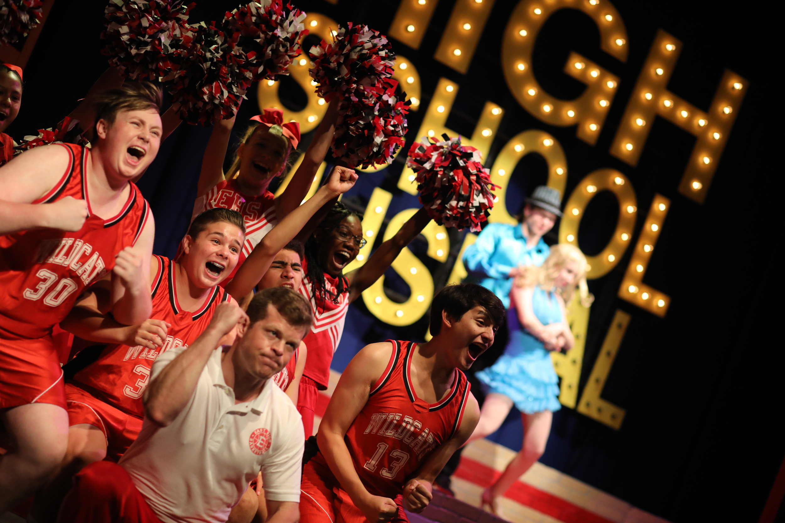 High School Musical  (The Clurman Theatre, NYC)