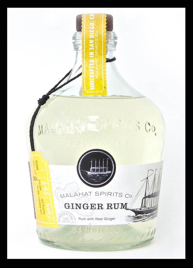 Malahat Ginger Rum