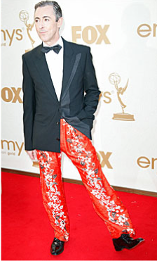 EMMY AWARD NOMINATION   I was nominated Best Supporting Actor for my performance as Eli Gold in Season Two of  The Good Wife . My outfit caused a stir.