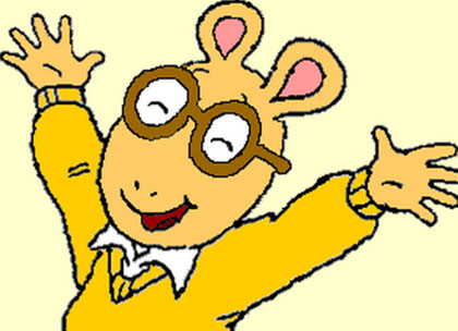 EMMY AWARD NOMINATION   For my voice work as Sebastian Winkleplotz on the popular PBS series   Arthur  , I was nominatedfor an Outstanding Performer in an Animated Program Emmy