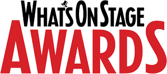 WHATSONSTAGE.COM AWARD NOMINATION   The Whatsonstage.com awards nominated me for best Solo Performance award for I Bought A Blue Car Today at the Vaudeville Theatre in London.