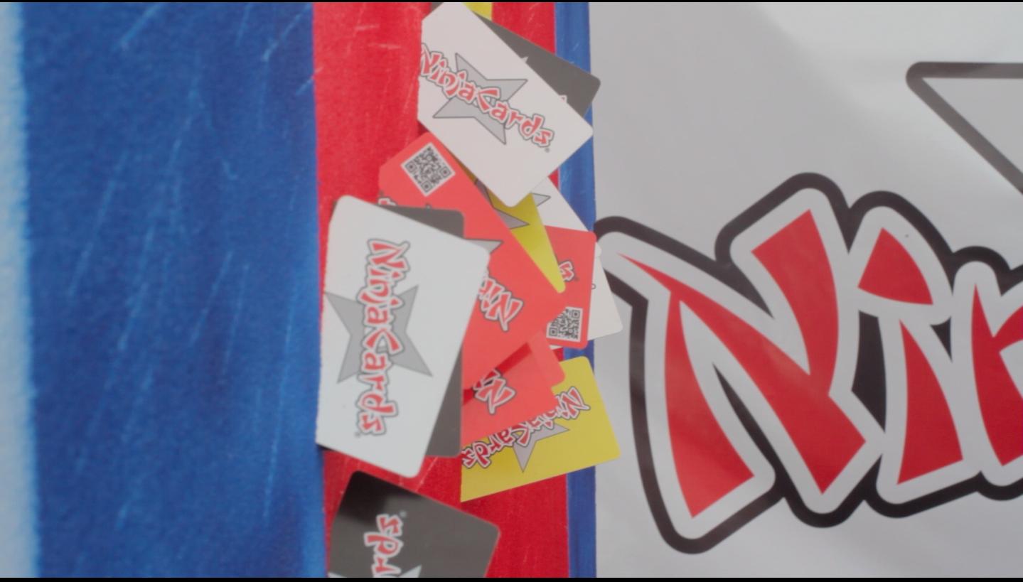 Ninja Cards on Shark Tank this Friday October 3rd