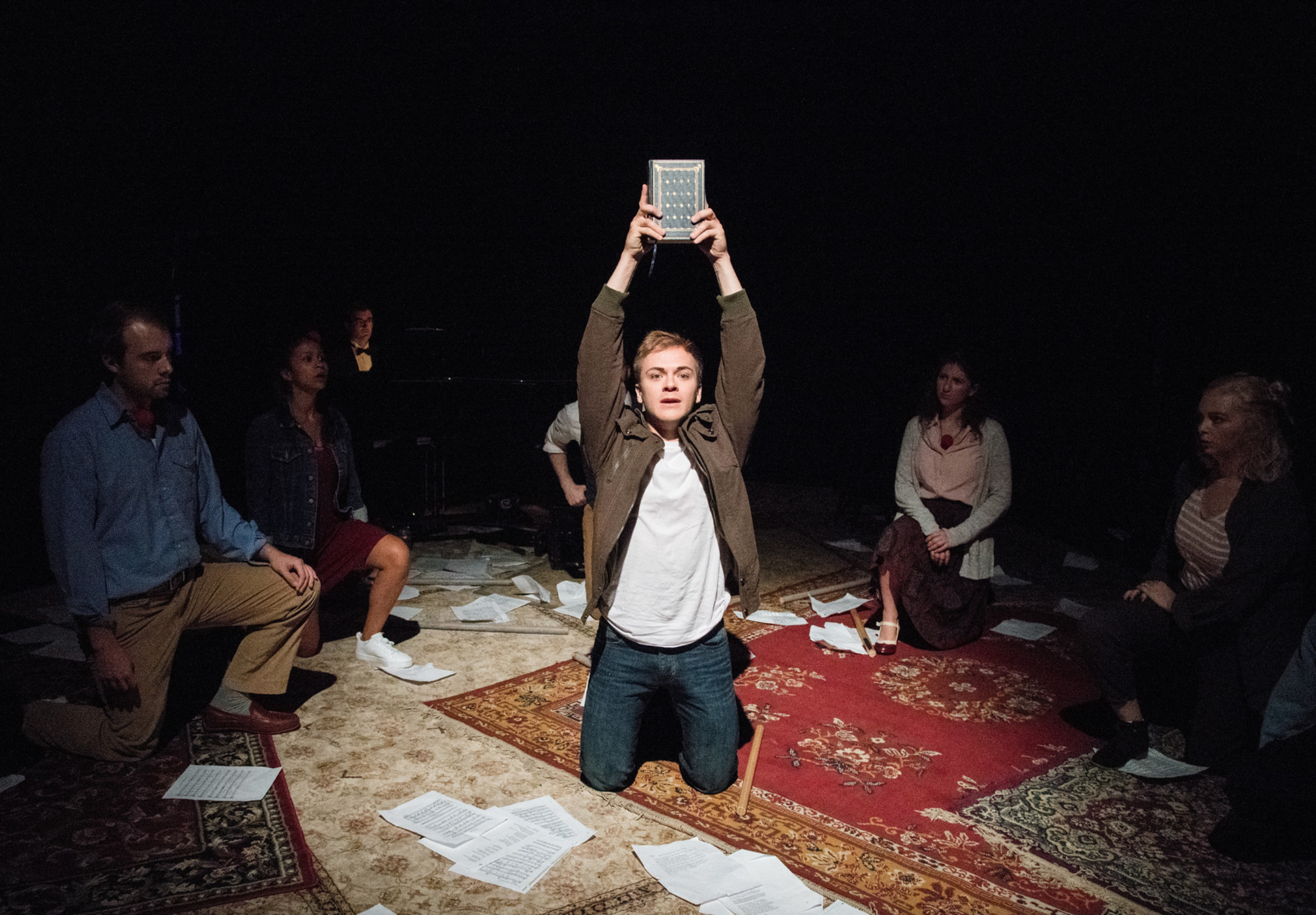 YOUNG MAN / BRECHT ON BRECHT (NYC)