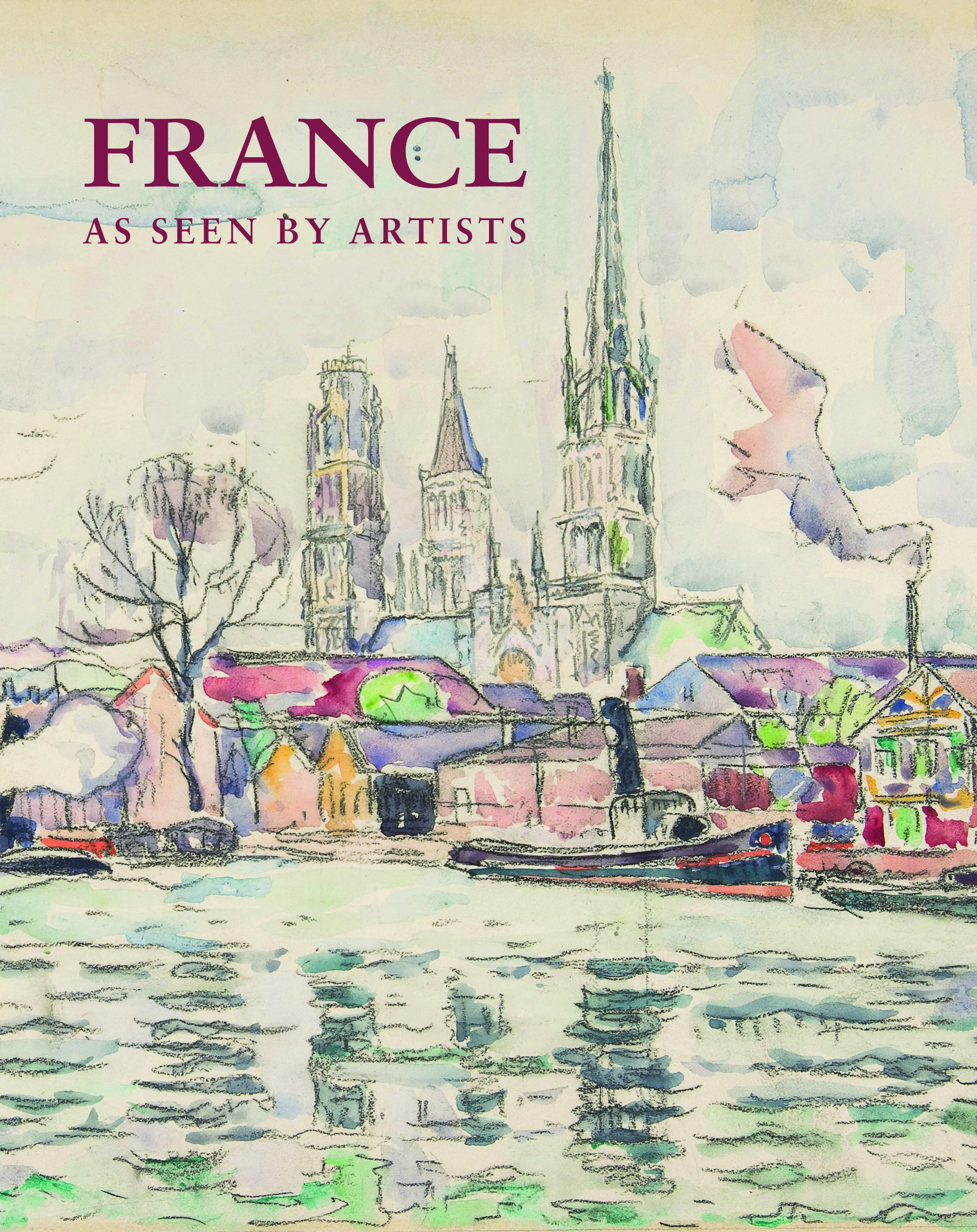 France as seen by Artists front cover.jpg