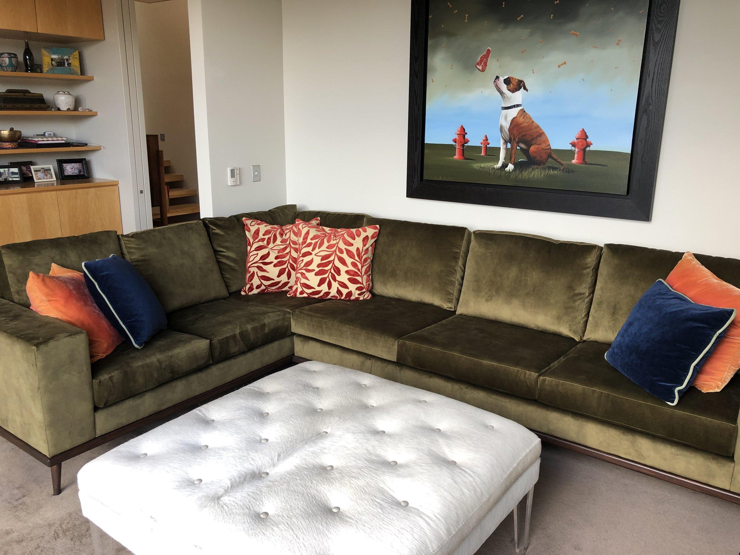 Furniture Ping Blemom