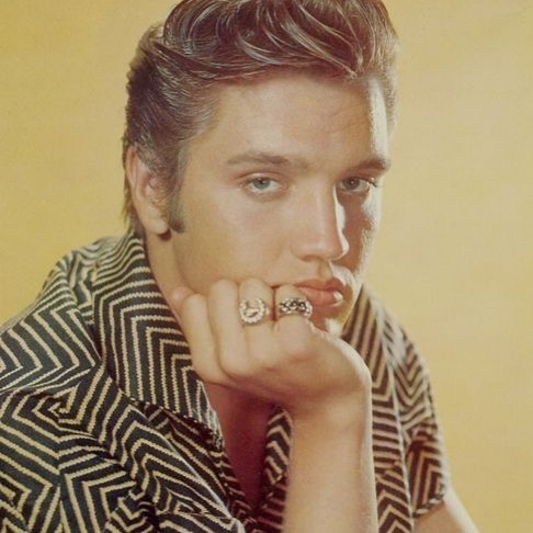 Thinking about one of my first musical loves today. Happy Birthday Elvis ❤️