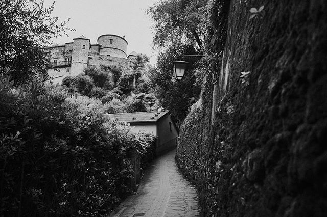 Portofino, you stole my heart...And my breath because these hills were hard.