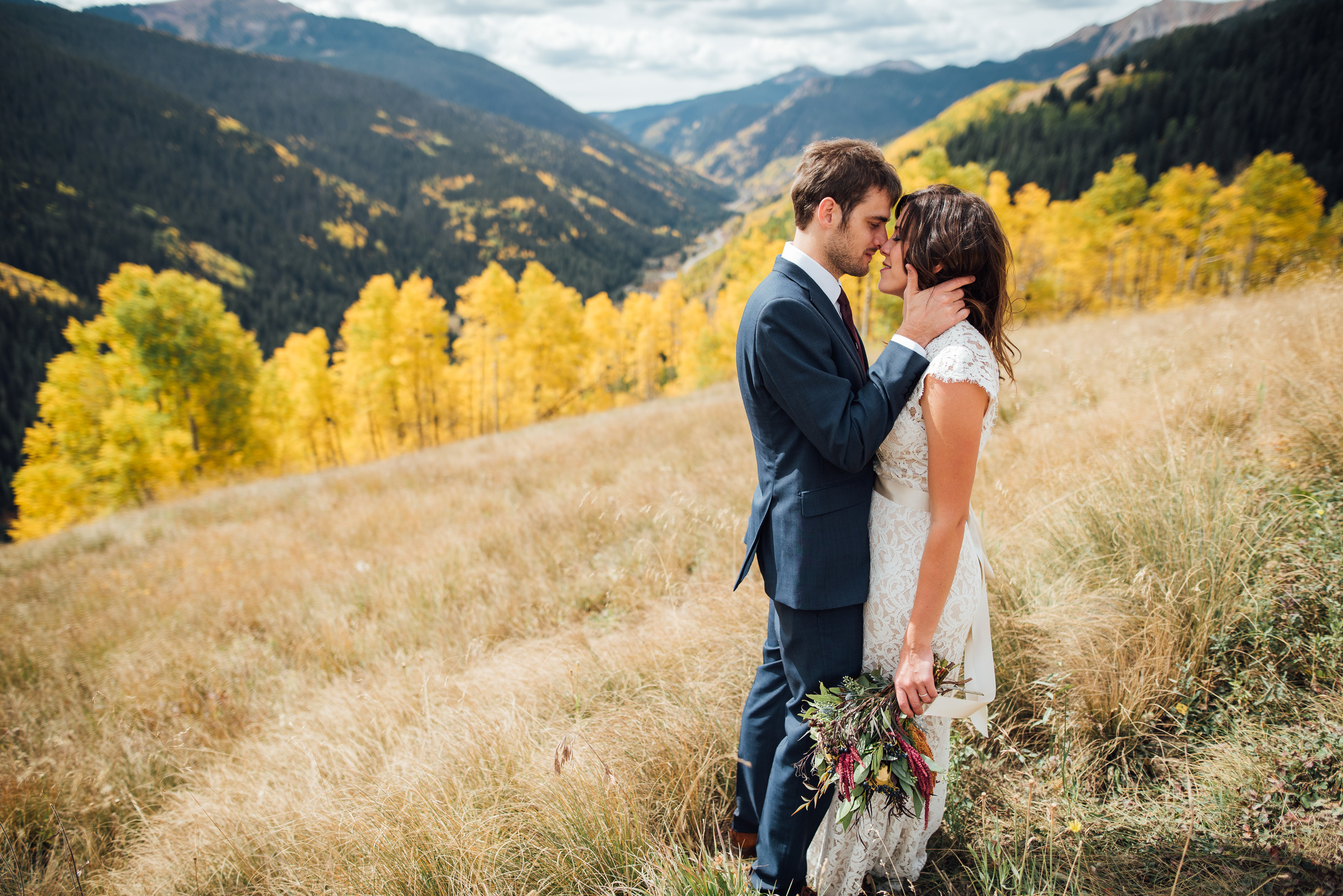 Thomas x Lauren | Colorado elopement |